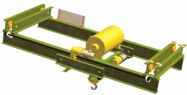 Assembly Overhead Crane, with 1 winch
